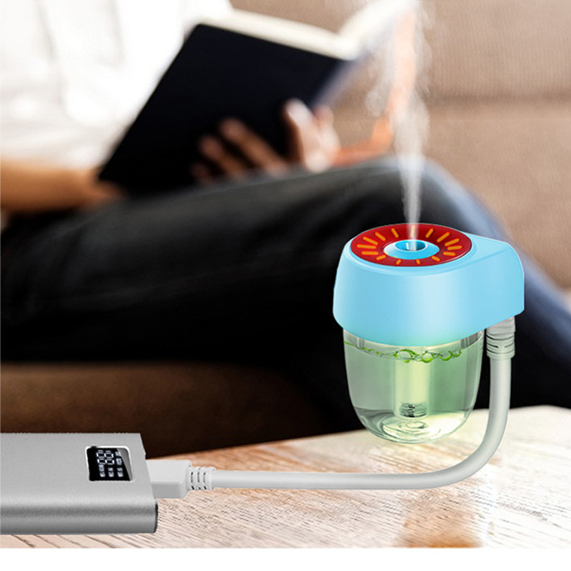 85ml Power Bank Car Humidifier 5V Mini Portable Air Purifier Aroma Diffuser Auto Air Freshener Aromatherapy Mist Maker Home car free shipping mini portable air purifier air freshener for car and home appliances aromatherapy