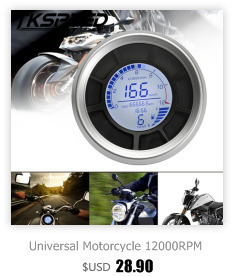 Detail Feedback Questions about Universal Motorcycle LCD Digital