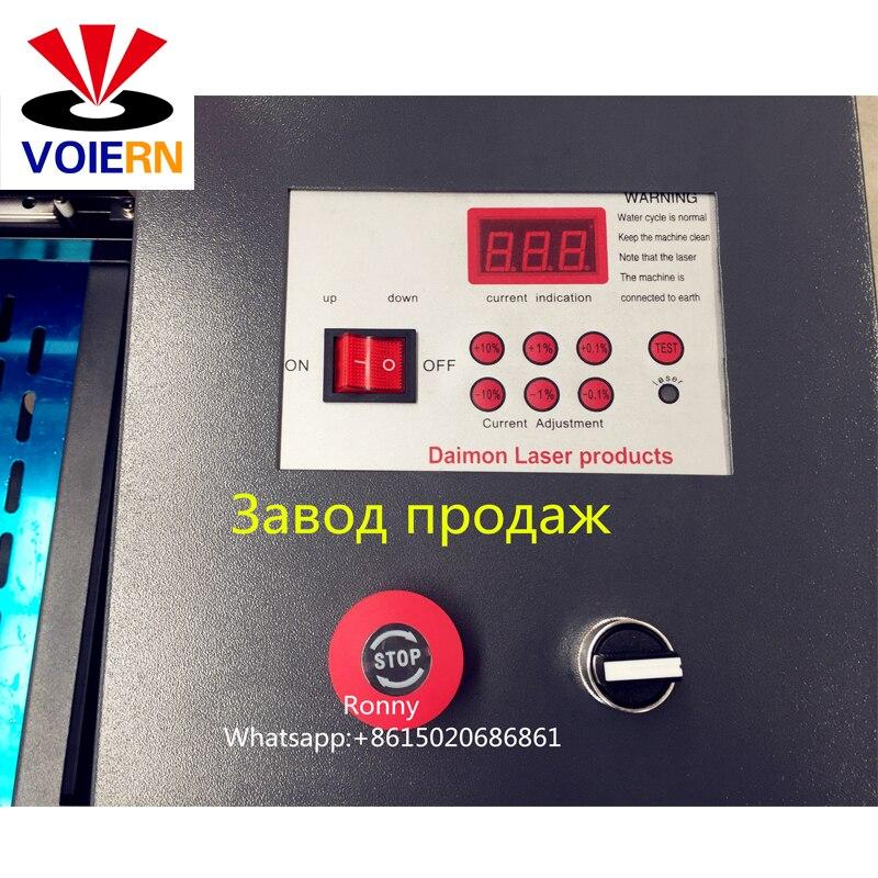 VOIERN WR3020 grawerowanie laserowe cięcie laserowe grawer laserowy obszar roboczy 300*200mm 40W
