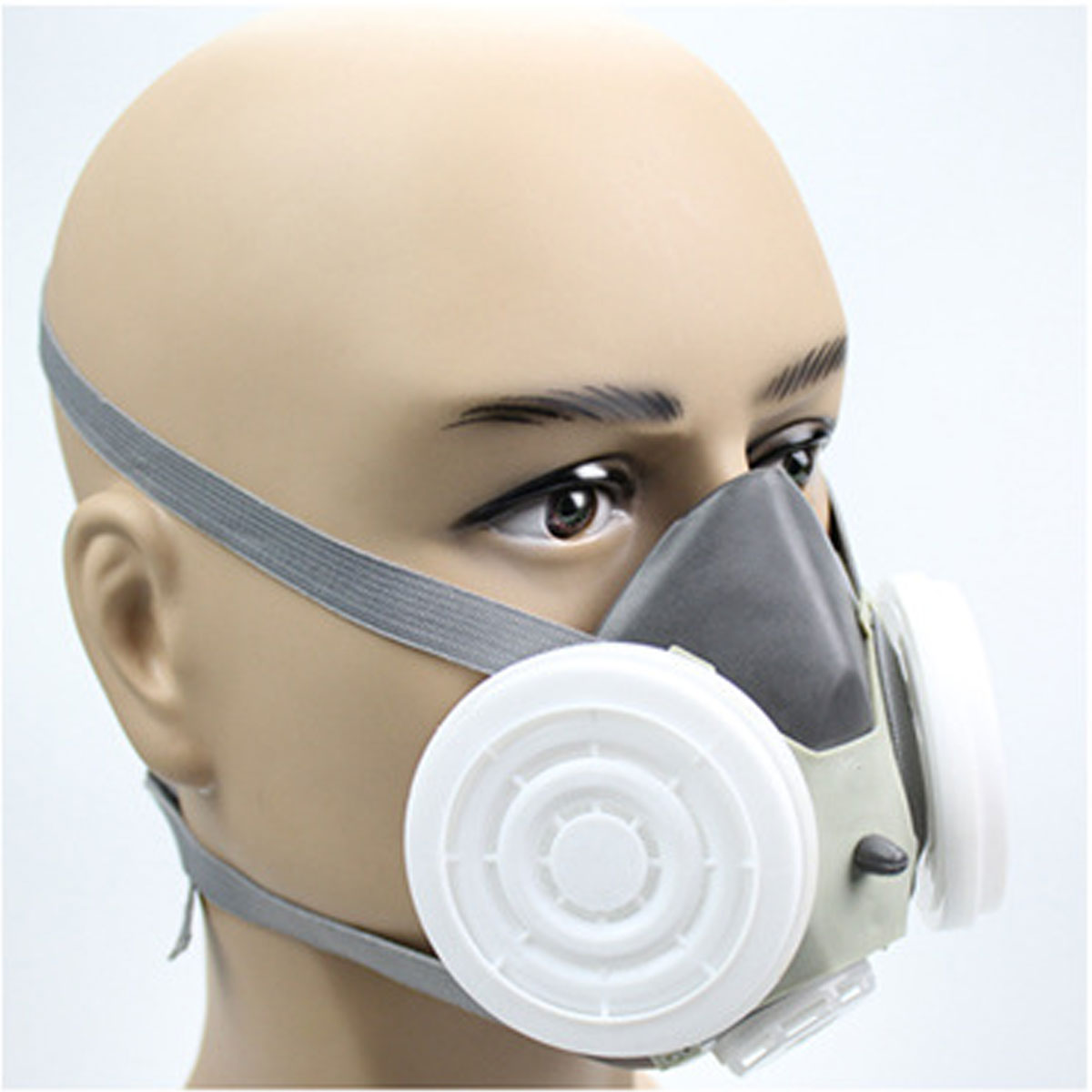 Fire Respirators Back To Search Resultssecurity & Protection N3800 Anti-dust Facepiece Filter Paint Spraying Cartridge Respirator Gas Mask Excellent In Cushion Effect