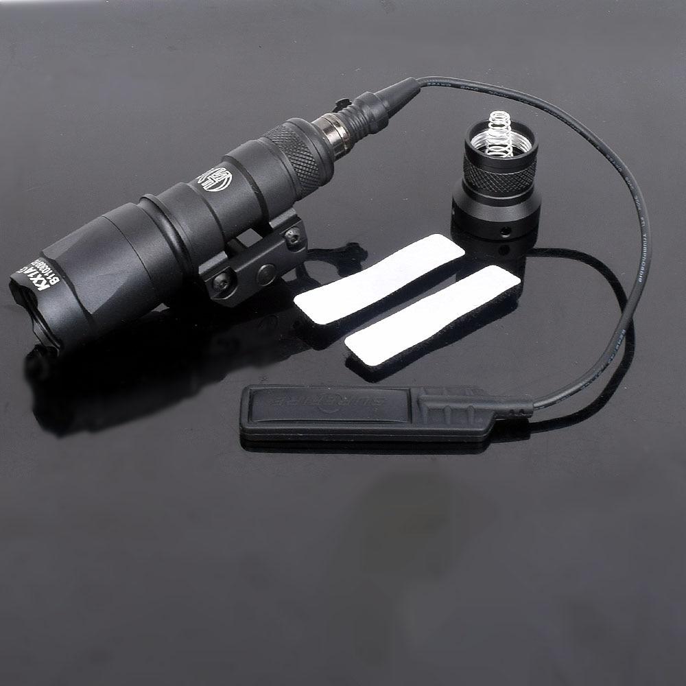M300C тактическое оружие светильник постоянной/Мгновенный Скаут светильник Водонепроницаемый охотничье ружье вспышки светильник подходит 20...