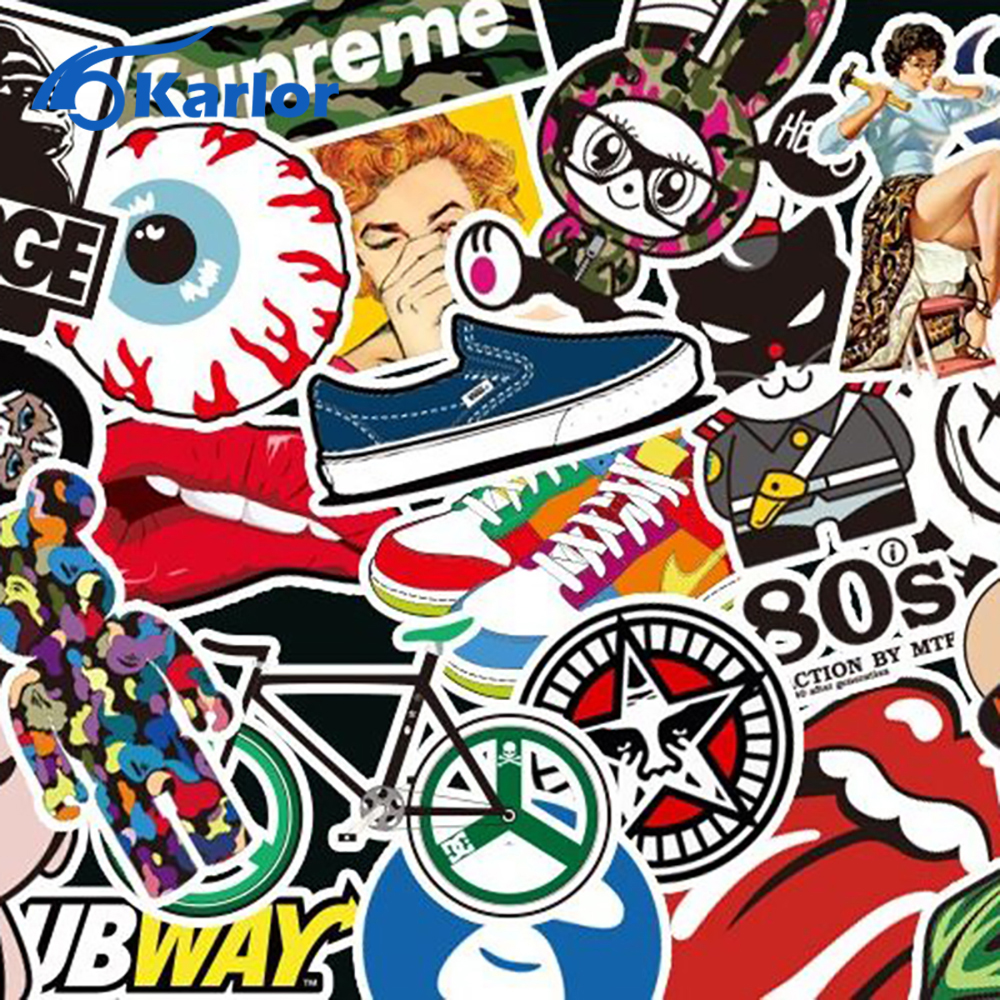 Car stickers design philippines - 36pcs Lot Car Styling Home Decor Jdm Diy Funny Car Stickers On Auto Laptop Decal