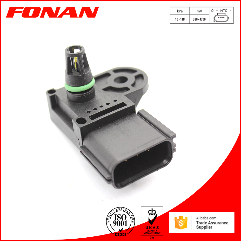 0261230123 Map Sensor Intake Air Boost Pressure For Mazda Ford C Max 2007 Fusion Oil Sending Unit Manifold Absolute Escape Focus Ranger Transit Connect