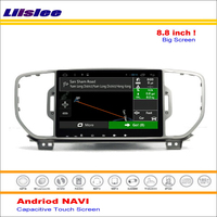 Liislee Car Android GPS Navigation System For Kia Sportage ( QL ) / KX5 2015 2016 Radio Stereo Video Multimedia No DVD Player