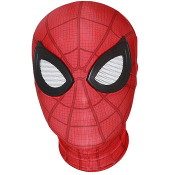 Spider Man: Far From Home Mask 3D Lenses Style One Size 2