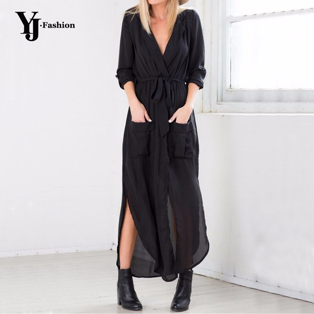 Black dress shirt 16
