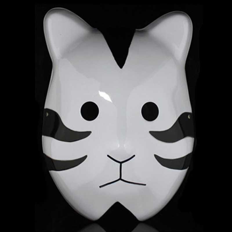 3 renk Yeni Kakashi Anbu Ninja Tarzı Maskesi, süslü elbise, Cosplay Aksesuarları, Kostüm Cadılar Bayramı Anime Manga