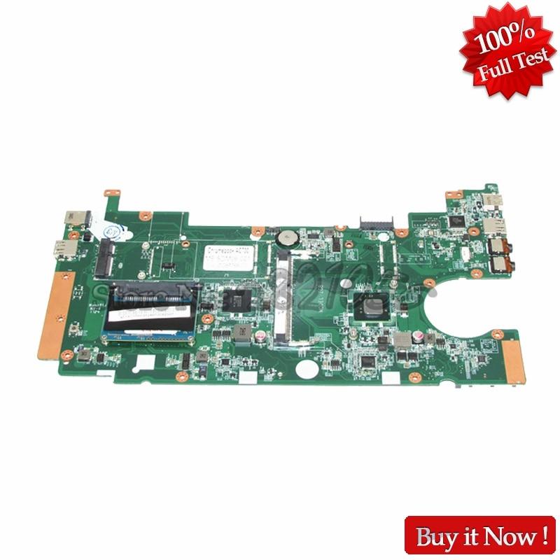 NOKOTION Laptop Motherboard For Acer Chromebook AC700 MBSDM06001 MB.SDM06.001 DA0ZGBMB6C0 N570 CPU DDR3 laptop keyboard for acer c720 3404 chromebook black 9z nbrsc a0u rbasc0u