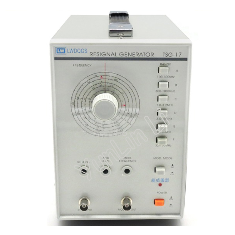 High frequency signal generator 150MHz signal generator signal source high frequency signal generator 100khz to 150mhz signal frequency
