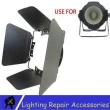 Schuur Deur Aluminium Podium Verlichting Staldeuren Voor 100 W 200 W COB LED Par Licht