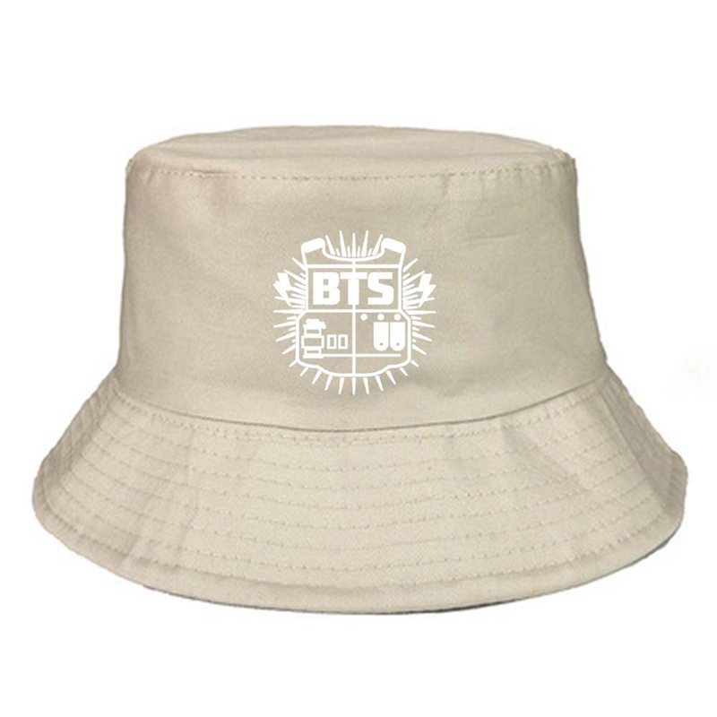 fa5b54d6ba548 Men Summer Sun Cap Sad Boys Beach BTS Bucket Hat New Panama Two Side  Reversible Unisex Fashion Bucket Hat-in Bucket Hats from Apparel  Accessories on ...