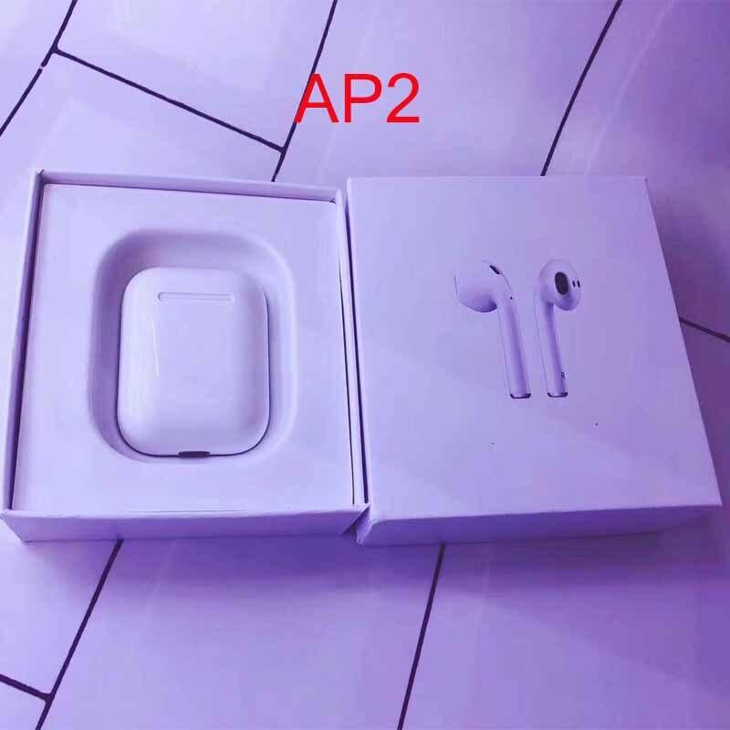 Original AP2 1: 1 tws taille 5 code sans fil bluetooth 6D basse écouteur pour toutes les cellules PK i20 i30 i60 i70 i80 tws