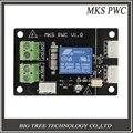 3D Принтер Электронных Компонентов МКС PWC Плате Контроллера + кнопка + 3 контактный разъем Дюпон Кабель Поддержка Марлин Smoothieware 3D0337