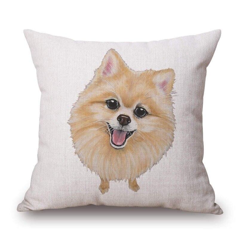 HTB11LOqMFXXXXXhXXXXq6xXFXXXq - Pug Pillow Cover