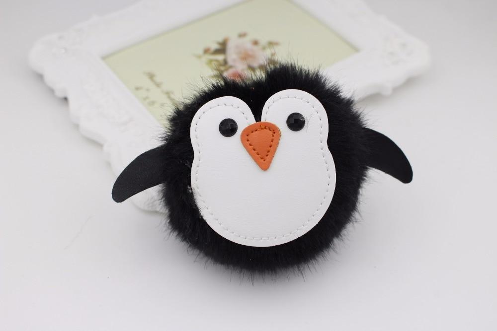 Sunday Angora Yarns penguin Chuzzle Deluxe key chain pendant Bag car ...
