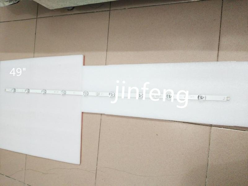 1025mm LED Backlight Lamp strip 9leds For LG Innotek DRT 3.0 49A/B Rev03 49LY 320C-CA 6916L-1944A 6916L-1945A LCD TV