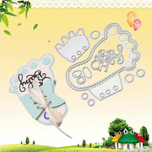 Cute Ankel Crown Metal Cutting Dies Stencils for DIY Scrapbooking template Embossing Craft Card Decor fustelle legno muore