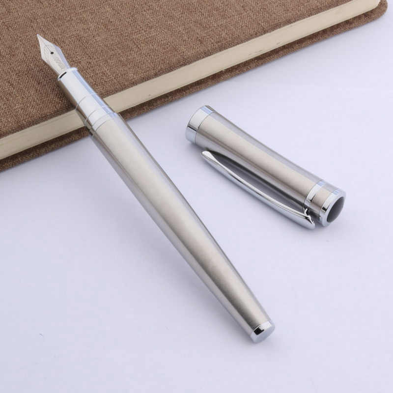 BAOER 3035 classic new office stainless steel gift fountain pen