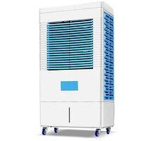 Verão Portátil Refrigerador de Ar Ventilador de Refrigeração Do Condicionador de Ar Purificador Umidificador De Ar para Home Office Armazém