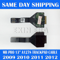 "New Genuine para Apple Macbook Pro 13.3 ""A1278 Trackpad Touchpad Flex Cable 821-0831-A 821-1254-01 2009-2012 Ano"