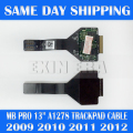 "Nuevo genuino para Apple Macbook Pro 13.3 ""A1278 Trackpad Touchpad Flex Cable 821-0831-A 821-1254-01 2009-2012 Año"