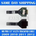 "Nuevo genuino para Apple Macbook Pro 13.3 ""A1278 Trackpad Touchpad Flex Cable 821-0831-A 821-1254-01 2009-2012 Año"