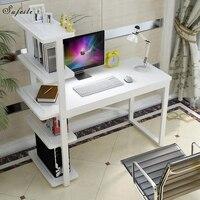 SUFEILE дома компьютерный стол для ноутбука стоят офисные исследования письменный стол новый дизайн для работы стоял ноутбук компьютерный сто