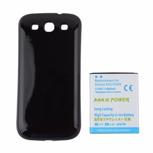 4500mAh For Samsung Galaxy S3 i9300 i9300i Extended Rechargeable Battery with Back Case For Samsung Galaxy S 3 III S3 i9300 все цены