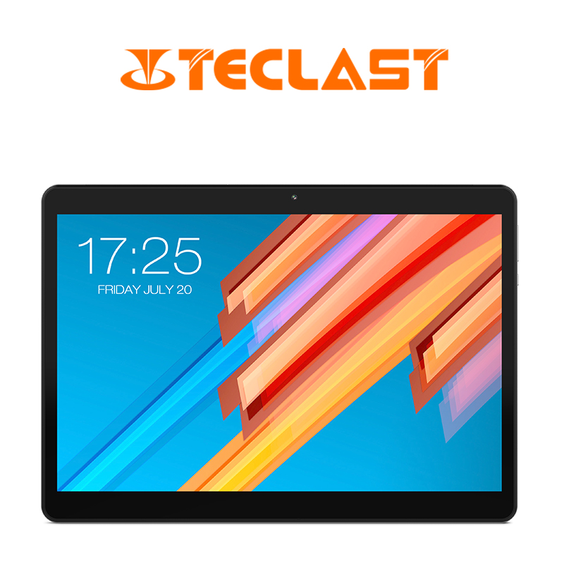 Teclast M20 10.1 inch 2560*1600 Tablet PC MT6797 X23 Deca Core Android 8.0 4GB RAM 128GB ROM Dual 4G Phone Tablets Dual Wifi GPS