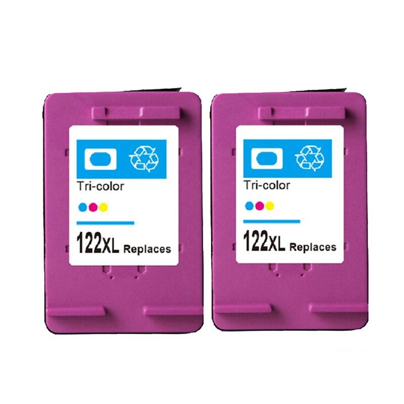 For HP 122 Ink Cartridge Deskjet 1000 1050 1050A 1510 2000 2050 2050A 2540 3000 3050