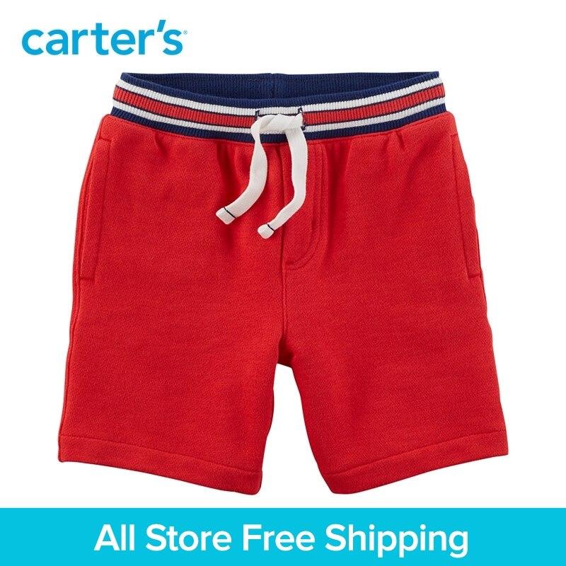 Carter de 1-Pièce Facile Pull-Sur Tricot Shorts garçon d'été bébé enfants enfants vêtements 224G579/248G712 /268G751