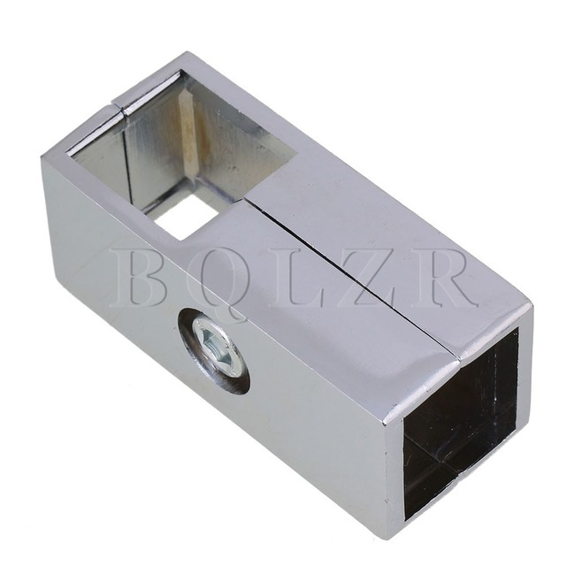Aliexpress.com : Buy BQLZR Silver Square Tube Connector 2