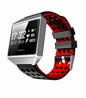 Smart Watch Blood Pressure Heart Rate Monitor Pedometer Bracelet Remote Camera IP67 Waterproof Bluetooth Sports Watch