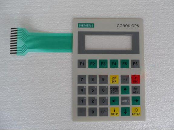 ФОТО Keypad Membrane operation panel Protective film for siemens OP5 6AV3505-1FB01 6AV3 505-1FB01