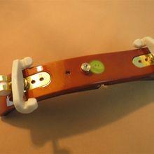 1 шт. Фирменная Регулируемая скрипка кленовый плечевой упор, скрипка часть