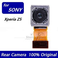 For Sony Xperia Z5 Original Rear Back Big Camera 23 MP Module Replacement Part For Xperia