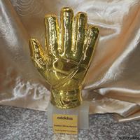 Golden Glove Award 31cm 12 inches 2014 Soccer Football GOALKEEPER Golden Glove Award World cup Trophy Replica