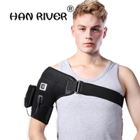 High Quality Electric Heating Shoulder Pain Relief Health Products Massager Middle Aged And Old Men Shoulders