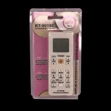 цена на New 5000 In 1 Universal A/C Remote Control KT-9018E For CHUNLAN LG AUX Air Conditioner Most A/C AC Remote Controller KT9018E