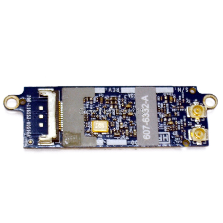Free Shipping Original New For Macbook Pro A1278 WiFi Airport Network Card 607 6332 A 2008