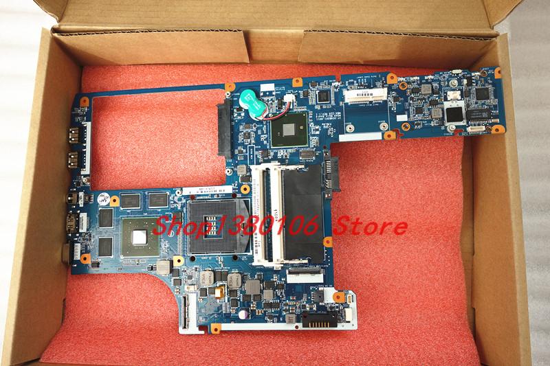 NEW A1768959A A1768958B MBX 226 fit for VAIO VGN CW laptop motherboard PM55 DDR3 GT310M