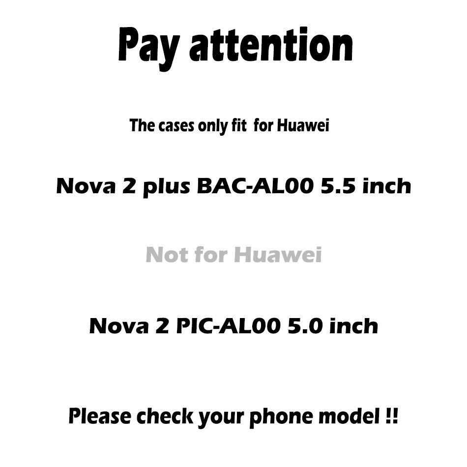 AKABEILA Transparent Cases For Huawei Nova 2 plus Soft TPU Cases For Huawei Nova2 plus Case Silicon Cover For Huawei Nova 2 plus