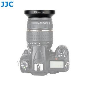 Image 3 - JJC ユニバーサル金属広角レンズフード 49 ミリメートル 52 ミリメートル 55 ミリメートル 58 ミリメートル 62 ミリメートル 67 ミリメートル 77 ミリメートル 82 ミリメートルねじ込みカメラレンズプロテクター