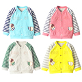Infant Boy Baby Girl Cardigan Newborn Jacket Clothing Blouse Giacche Neonati Toddler Children Jacket Baby Cardigan Bolero 60D035
