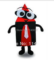 mascot Unique Design Mr Colour Pen Pencil Mascot Costume Adult Size Cartoon Character Stationery Pen Mascotte Outfit Suit