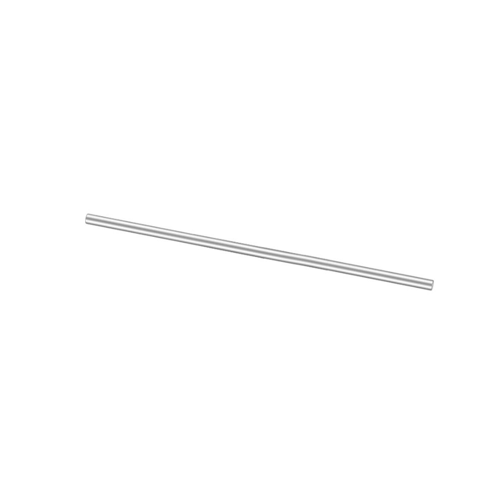 UXCELL High Quality 1PCS 70/150/250mm Long 2mm Dia. Stainless Steel Shaft Round Rod For DIY Toy RC Car Helicopter Model Part