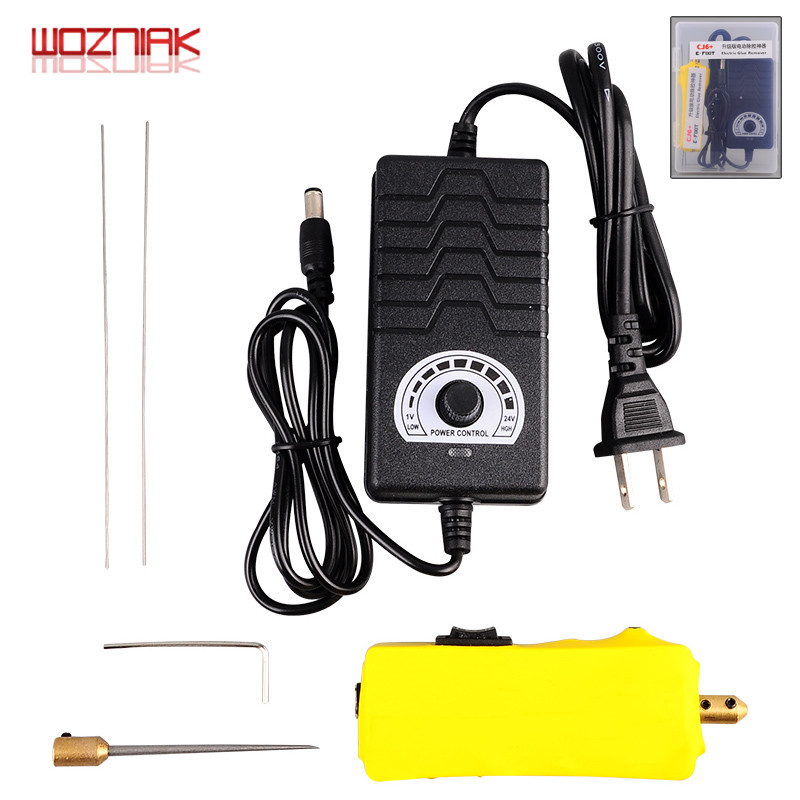 Wozniak Electric Removal Of Adhesive Rod LCD Screen Shovel Glue Tool Mobile Phone Remove OCA Glue Grinder Rubber Separator