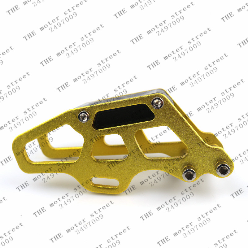 free shipping Motorcycle Chain Guide Guard Slider For Honda CR CRF 125 <font><b>250</b></font> 450R Off-Road Motocross Parts Accessorries image