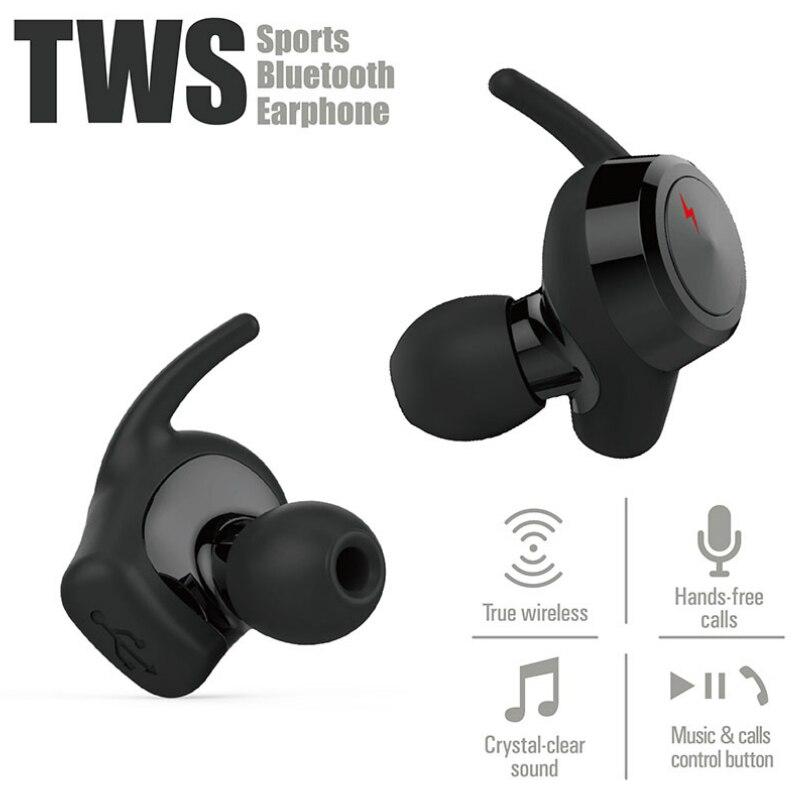 Original Moxpad M3 Double Ear True TWS Wireless Bluetooth Earphone In-Ear Headset BT4.1 Mini Stereo Earbuds Headphone for iphone