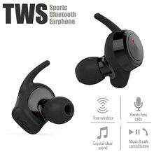 Original Moxpad M3 Wireless Double Ear Earphones Mini Bluetooth Headphones Sports Hands Free Music Phone Calls Headset With Box